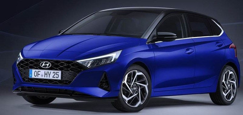 Next-Gen Hyundai elite i20 leaked before the official release
