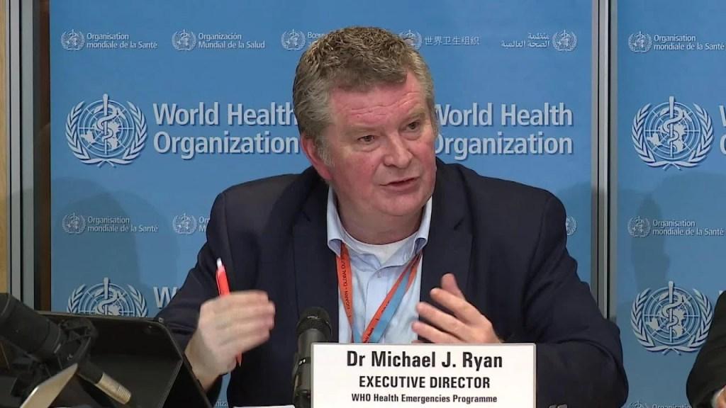 Dr Michael J. Ryan