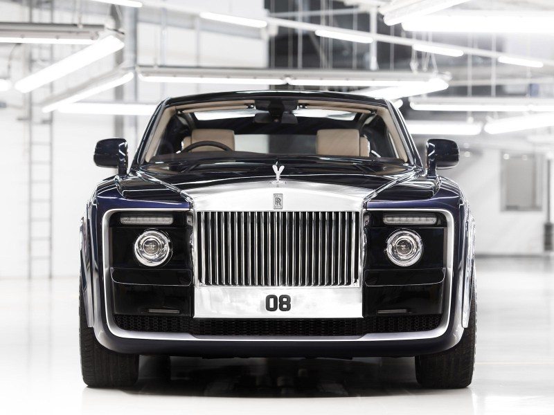 What makes Rolls-Royce cars so Expensive?