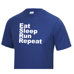 Eat sleep run repeat