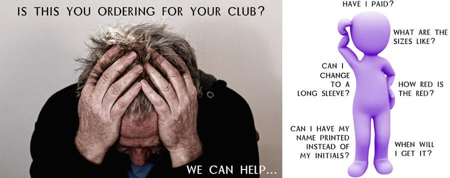 Club ordering