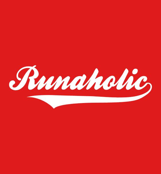 slogan runaholic