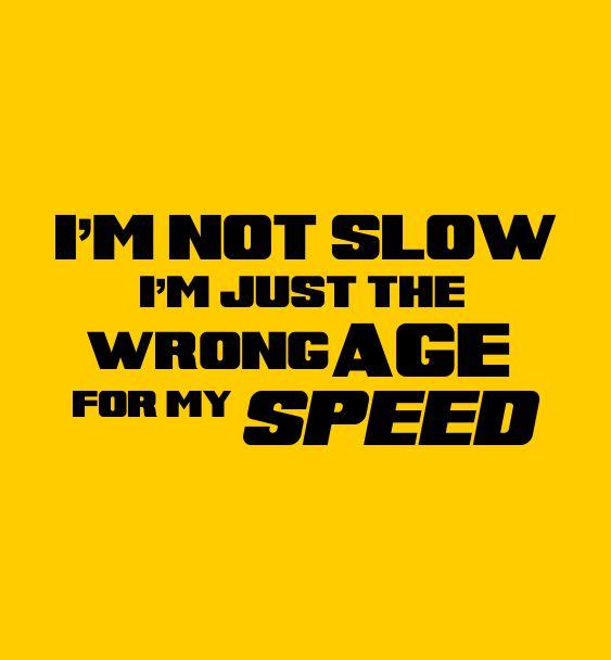 slogan slow