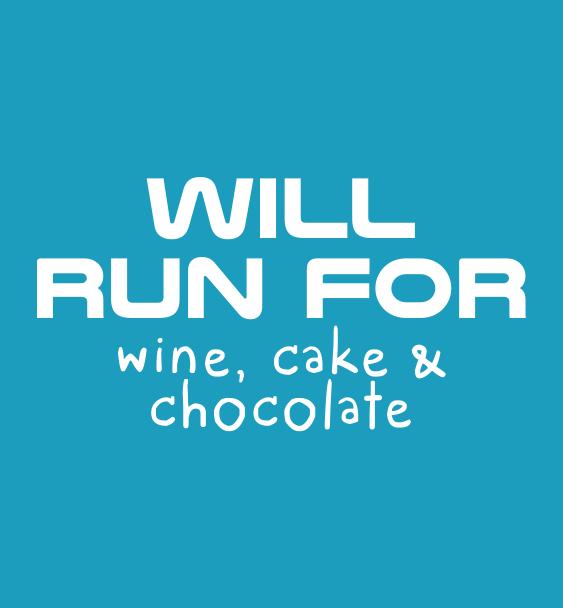 slogan will run