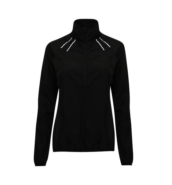 td lightweight jacket ladies black