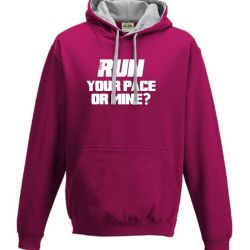running hoodies your pace or mine