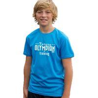 Kids running t-shirts Future Olympian