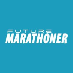 Kids running t-shirts future marathoner