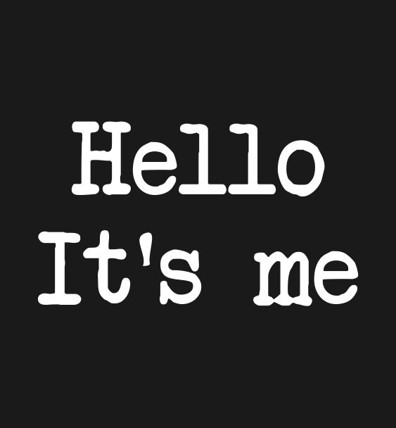 slogan hello