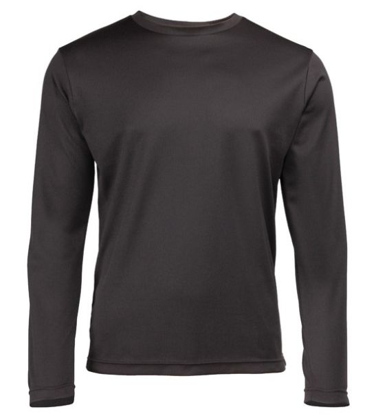 long sleeve runnind mens black