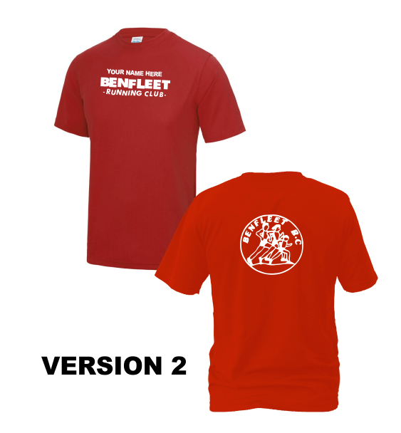 benfleet running t-shirt V2