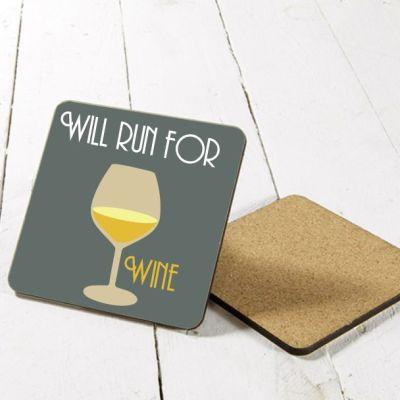 Will run for wine coaster