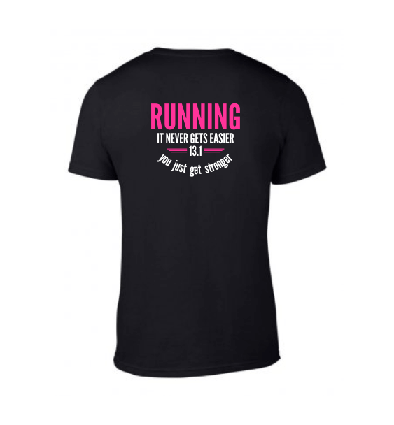 running never easier mens back