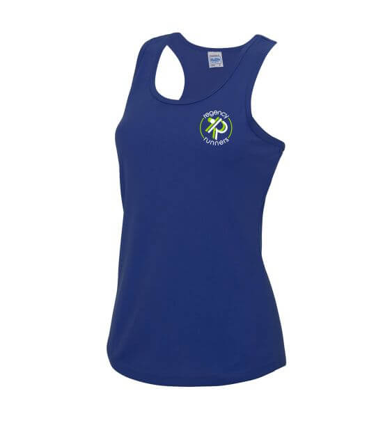 regency runners vest