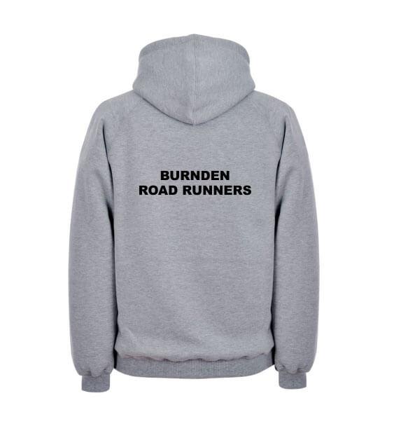 Burnden-running-club-grey-hoodie-back