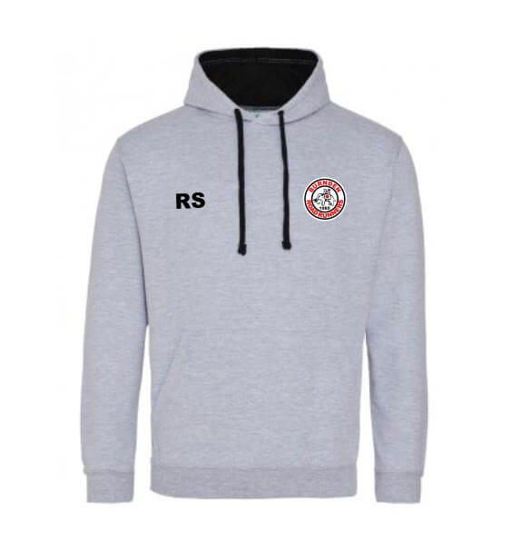 Burnden-running-club-grey-hoodie-front