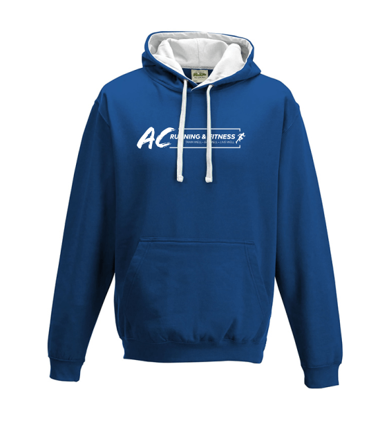 AC running hoodie front
