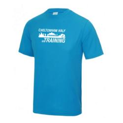 Cheltenham Half Training T-shirt
