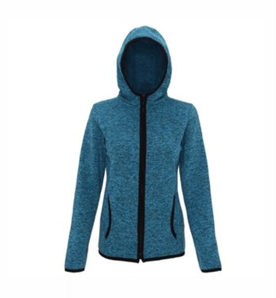 Fleece Jacket Sapphire Blue