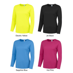 ladies long sleeves