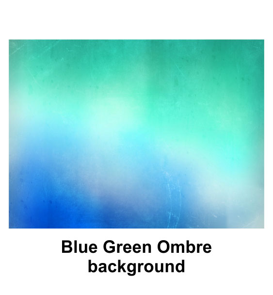 blue-green-ombre-background