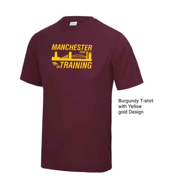 manchester-in-training-mens-tshirt