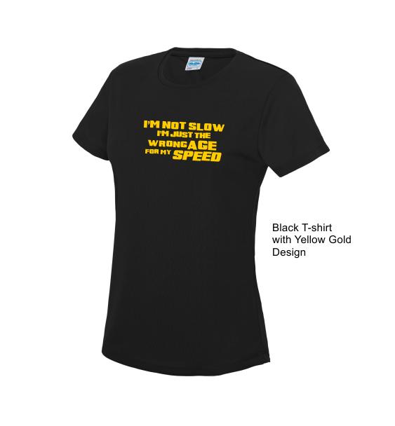 not-slow-ladies-tshirt