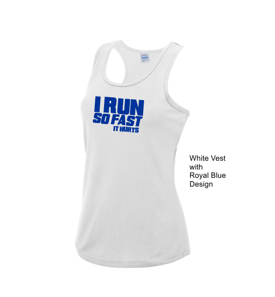 run-so-fast-ladies-vest