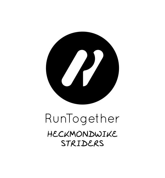 Heckmondwike Striders logo