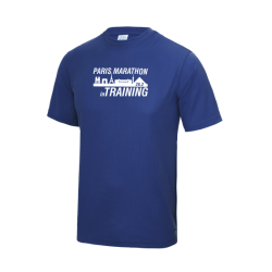 Paris Marathon Training Men's T-shirts