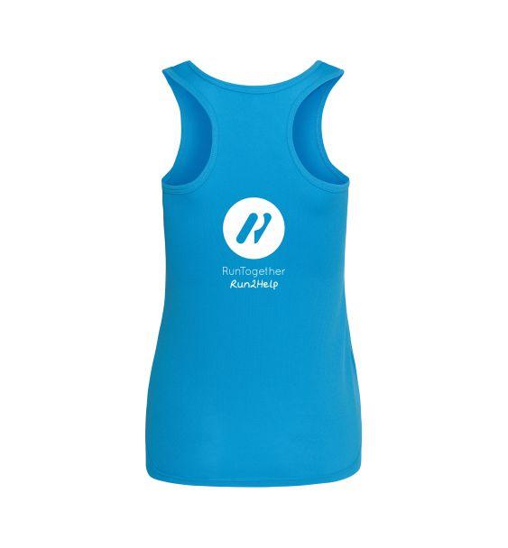 Run2Help vest back