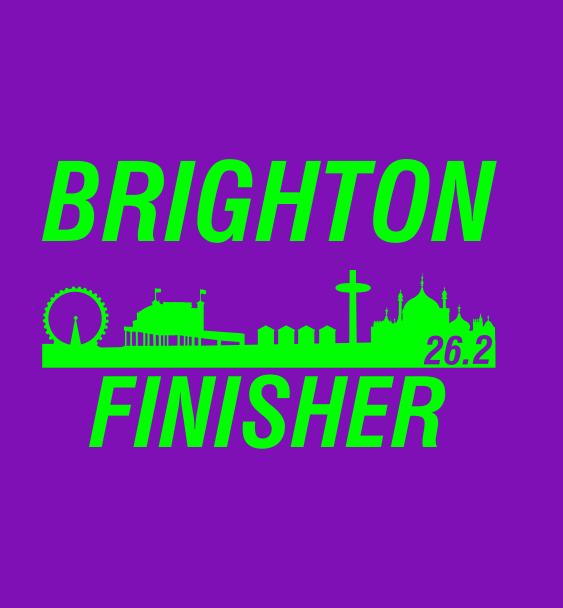 Brighton finisher 2