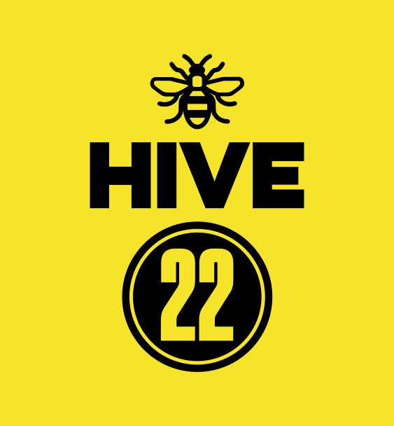 Hive 22 logo