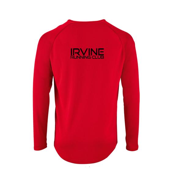 Irvine-Running-Club-ls-back