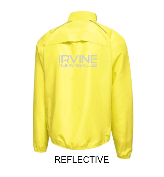 Irvine-Running-Club-reflective-jacket-back