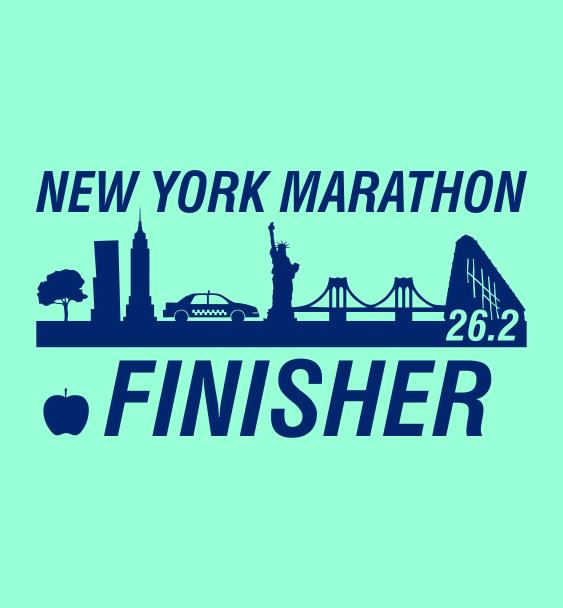 New York finisher