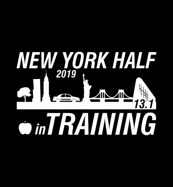 New York in training half