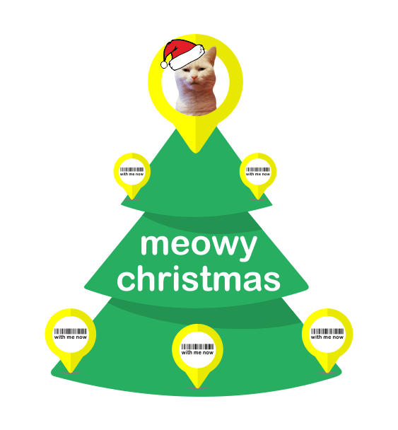 with-meow-xmas-logo