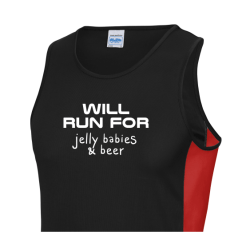 will run for