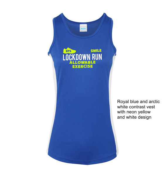 Lockdown-run-ladies-contrast-vest