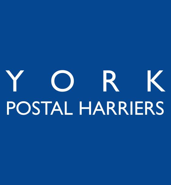 York-Postal-Harriers-logo