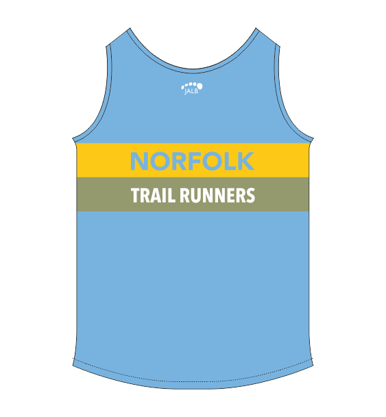 Norfolk Trail Runners vest back