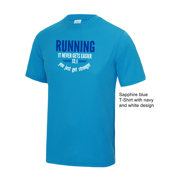 Running-stronger-sap-blue-tshirt
