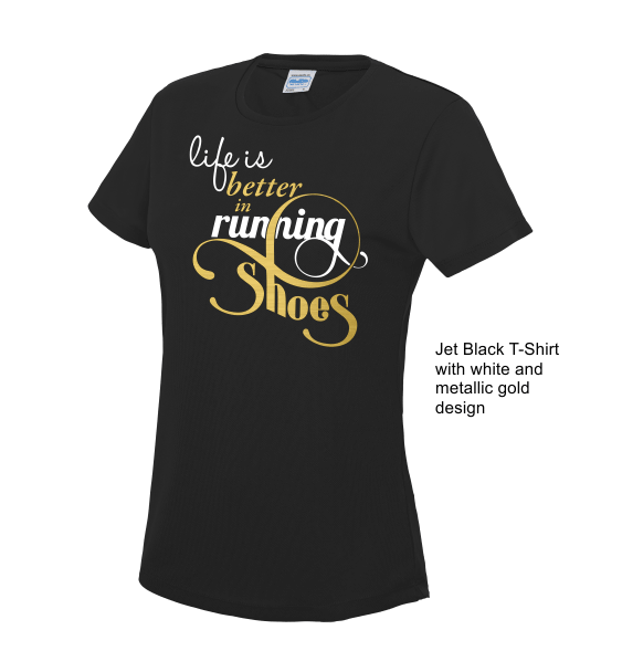 life-is-better-running-black-tshirt