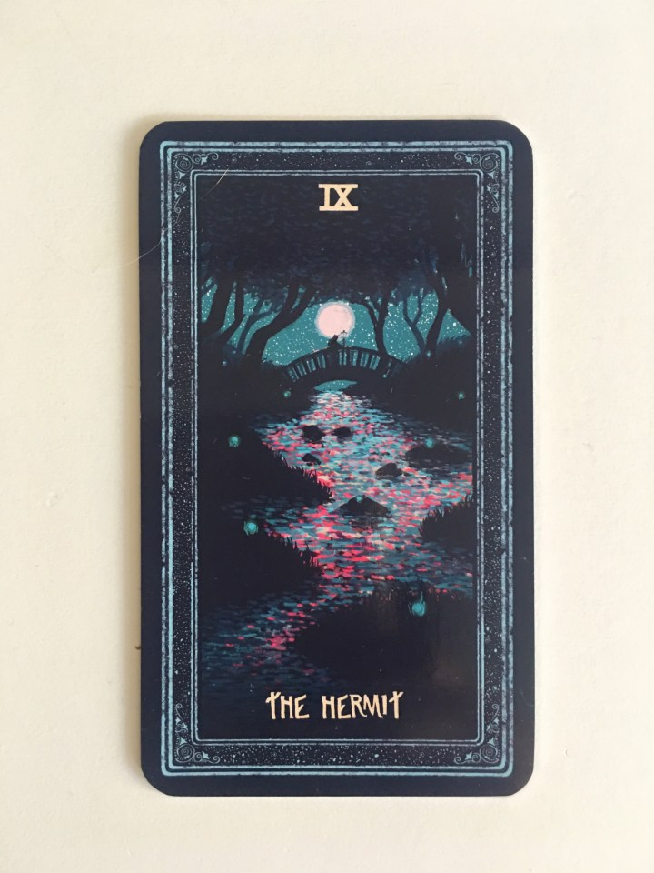 Tarot Card of the Day: The Hermit