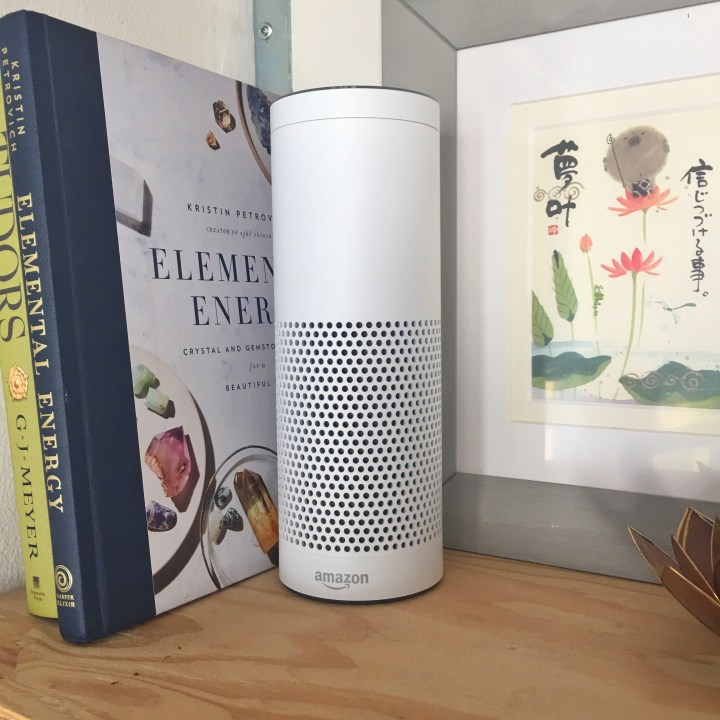 5 Steps Towards Mindfulness with Amazon's Echo