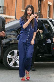 Selena Gomez serves next level comfort dressing in this $212 look