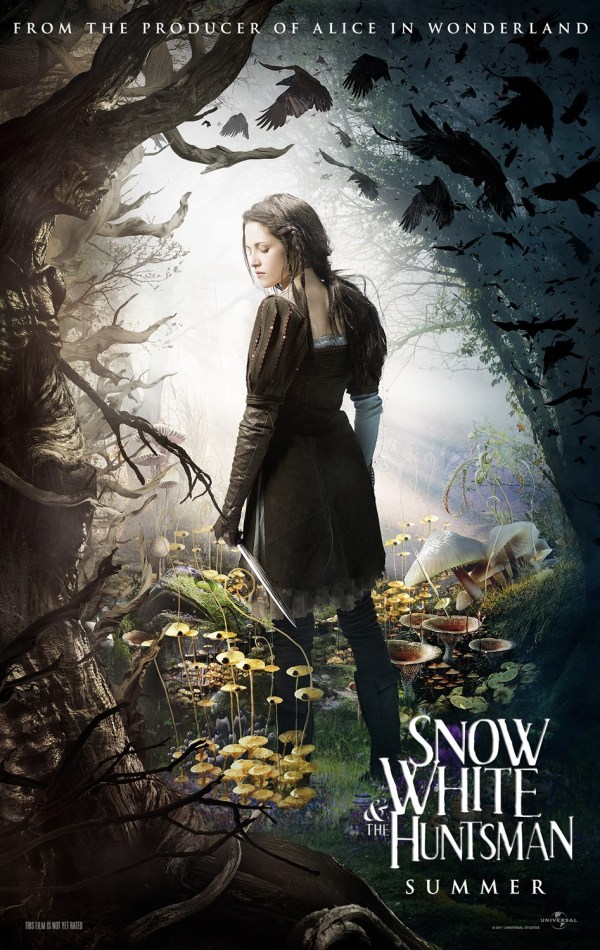 Posters & Trailer Snow White And Huntsman