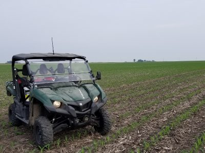 Pulling Pre-Sidedress Nitrates