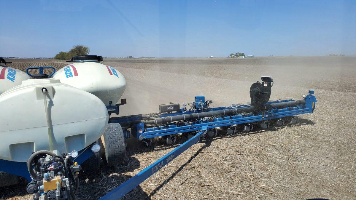 Corn Planting 2021
